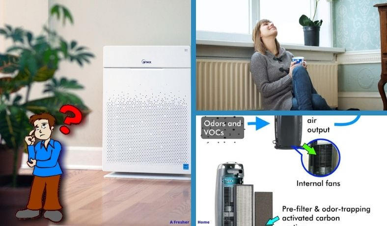 do air purifiers make the room hot featured image