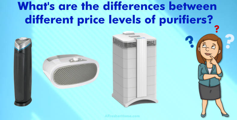 cheap vs expensive air purifiers section image