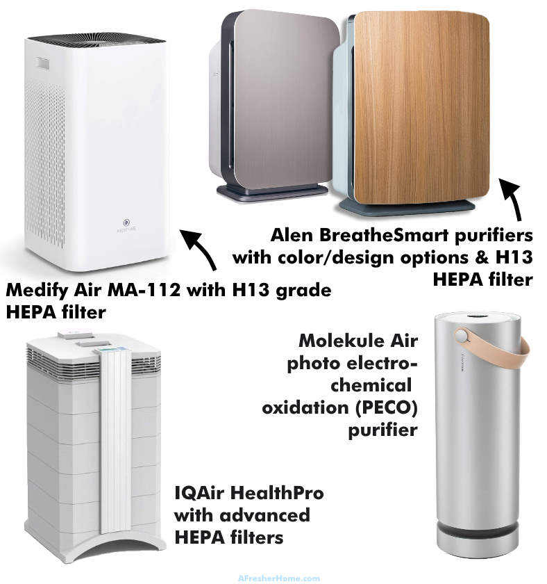 Expensive air purifier examples image