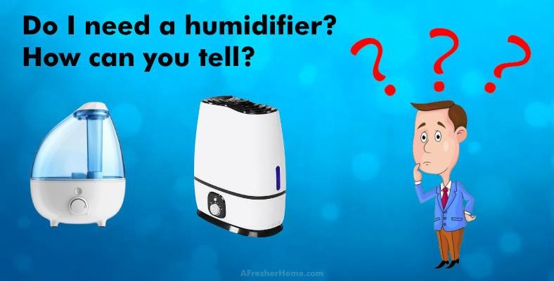 how do I know if I need a humidifier image