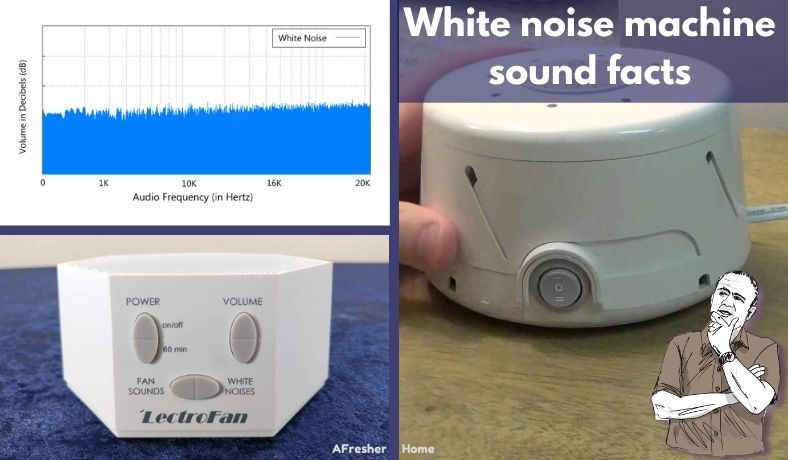 what does a white noise machine sound like featured image