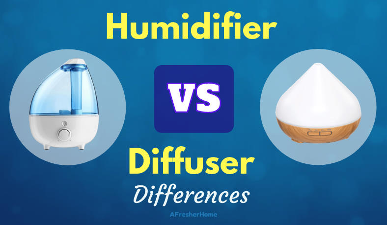 what is the difference between a humidifier and adiffuser featured image