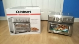 Cuisinart TOA-60 Convection Toaster Oven Air Fryer Hands-On Review