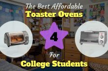 The Best Affordable Toaster Ovens For College Students – Great Food On A Budget!