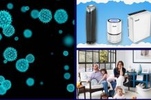 5 Of The Best Air Purifiers For Germs + Germ & Air Purifier Facts To Know