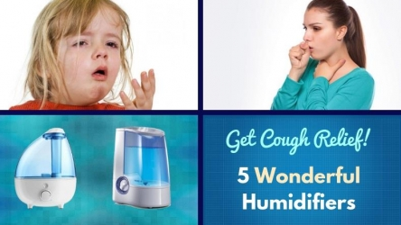 The Best Humidifiers For Cough Relief – 5 Great Picks