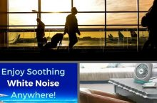 5 Of The Best Travel Fans For White Noise + Buying Tips