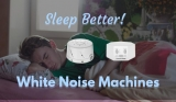 The 5 Best White Noise Machines For Snoring + How They Work