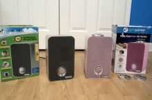 GermGuardian AC4100 And AC4150 Air Purifier Hands-On Review And Comparison