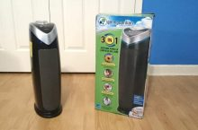 GermGuardian AC4825 Air Purifier Hands-On Review