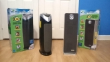 GermGuardian AC4825 VS AC4900CA Hands-On Comparison & Details
