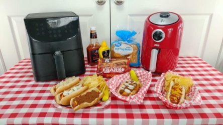How To Cook Hot Dogs In An Air Fryer – Get Delicious Hot Dogs Now!