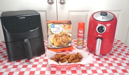 How To Make Frozen Wings In An Air Fryer – A Simple Guide For Everyone